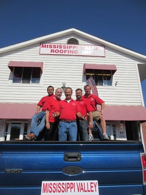 Wonderful A Little Bit About Our Company. Mississippi Valley Roofing ...